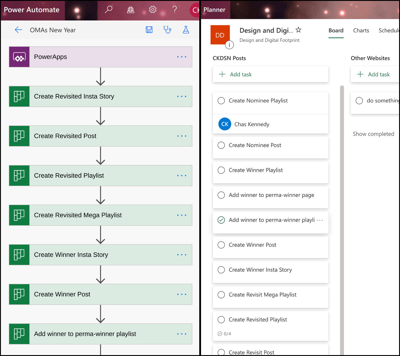 Automate-to-Planner