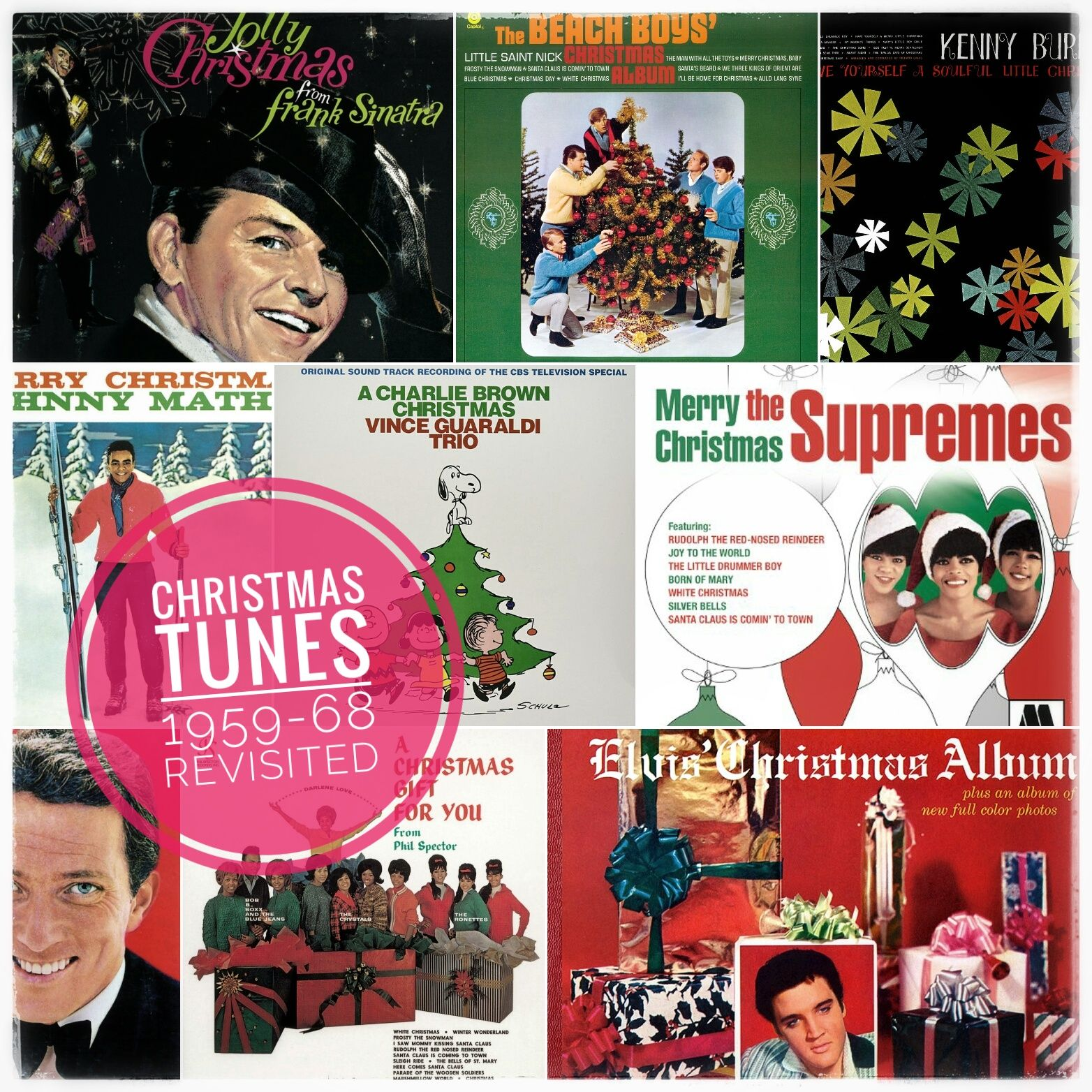 1959-68 Revisited: Christmas Tunes