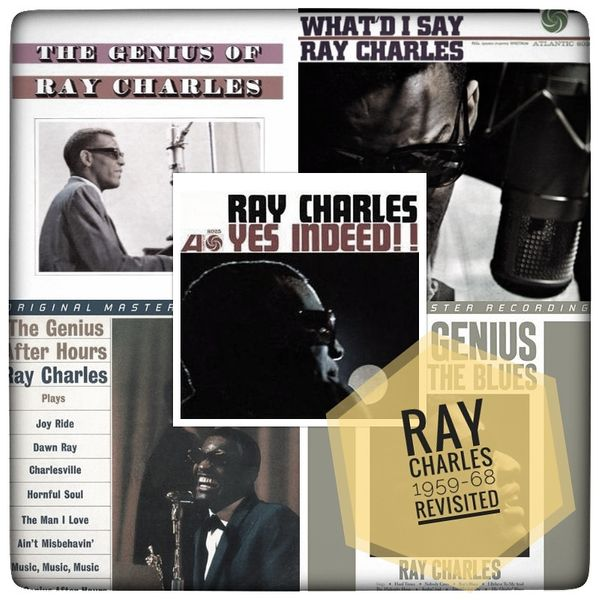 1959-68 Revisited: Ray Charles