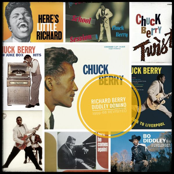 1959-68 Revisited: Richard, Berry, Diddley, Domino