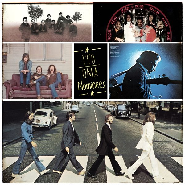 1970 Nominees: Album of the Year