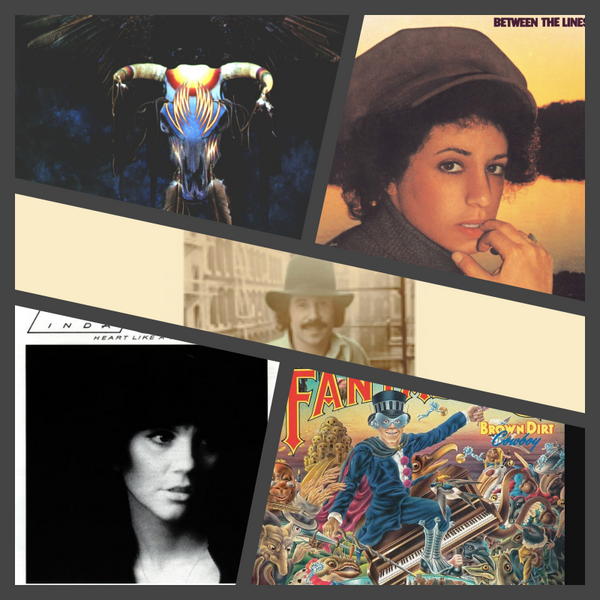 1976 Nominees: Album of the Year
